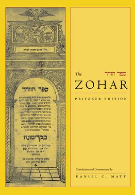 The Zohar: Pritzker Edition, Volume One 9780804747479