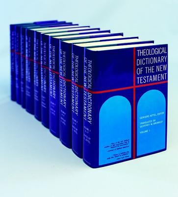 Theological Dictionary of the New Testament 9780802823243
