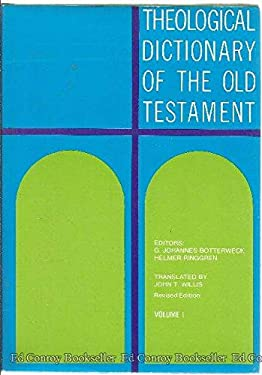 Theological Dicitonary of the Old Testament 9780802823250