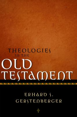 Theologies in the Old Testament 9780800634650