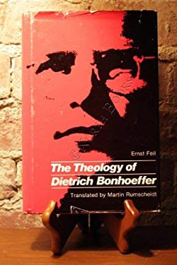 Theology of Dietrich Bonhoeffe 9780800606961