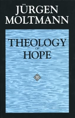 Theology of Hope 9780800628246