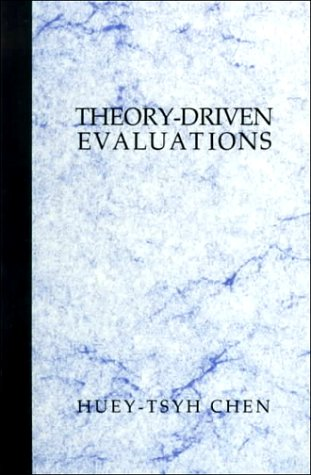 Theory Driven Evaluations 9780803958999