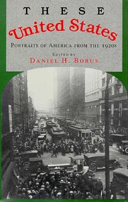 These United States: Portraits of America from the 1920s 9780801427473