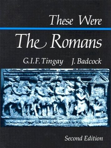 These Were the Romans 9780802312853