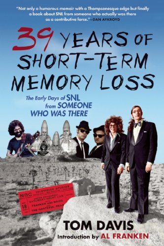 39 Years of Short-Term Memory Loss 9780802144560