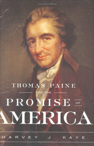 Thomas Paine and the Promise of America 9780809089703