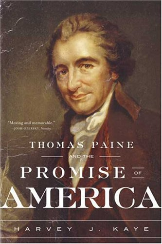 Thomas Paine and the Promise of America 9780809093441