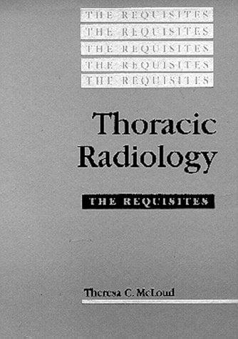 Thoracic Radiology 9780801663543
