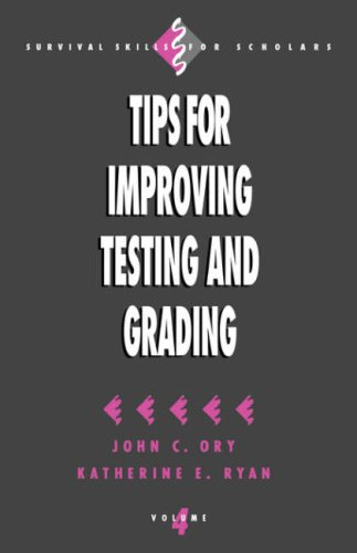 Tips for Improving Testing and Grading 9780803949744