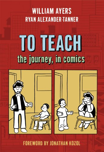To Teach: The Journey, in Comics 9780807750629