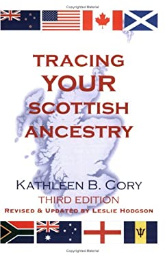 Tracing Your Scottish Ancestry. 3rd Edition 9780806317489