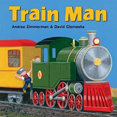 Train Man 9780805079913
