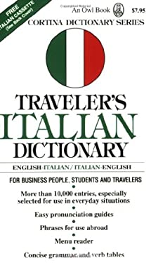 Traveler's Italian Dictionary: English-Italian/Italian-English 9780805029116