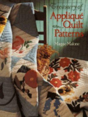 Treasury of Applique Quilt Patterns 9780806907475