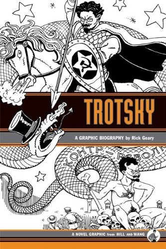 Trotsky: A Graphic Biography 9780809095087