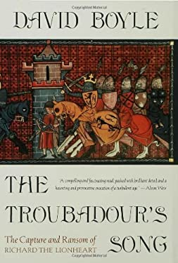 Troubadour's Song: The Capture, Imprisonment and Ransom of Richard the Lionheart 9780802714596