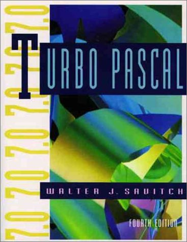Turbo Pascal 7.0 9780805304183