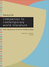 Twayne Com Cont Wld Lit 2v