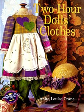 Two-Hour Dolls' Clothes 9780806938899
