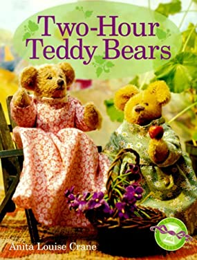 Two-Hour Teddy Bears 9780806943275