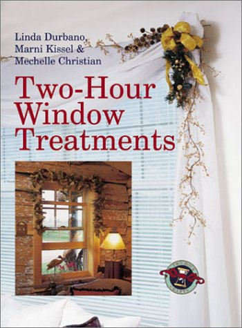 Two-Hour Window Treatments 9780806958019