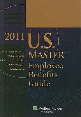 U.S. Master Employee Benefits Guide 9780808025122