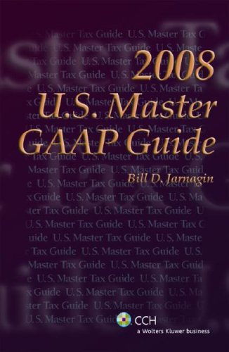 U.S. Master GAAP Guide 9780808091141