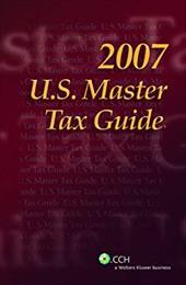 U.S. Master Tax Guide 3344230
