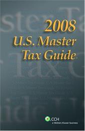U.S. Master Tax Guide 3344391