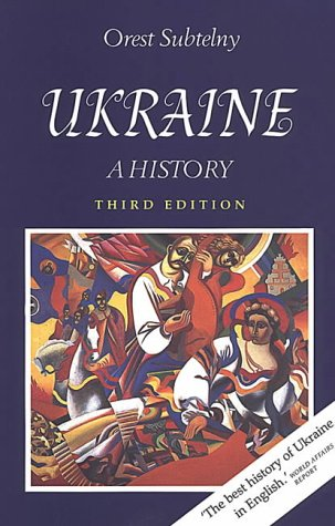 Ukraine: A History - 3rd Edition 9780802083906