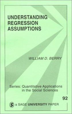 Understanding Regression Assumptions 9780803942639