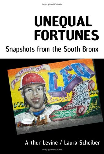 Unequal Fortunes: Snapshots from the South Bronx 9780807750759