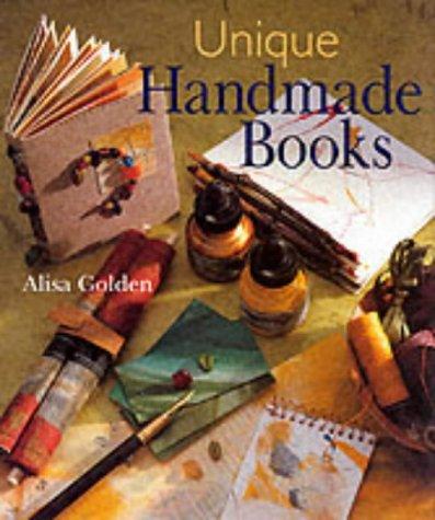 Unique Handmade Books 9780806958132