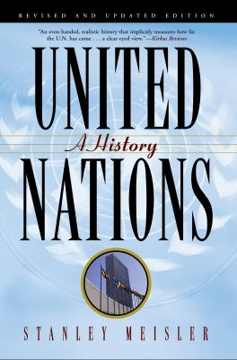 United Nations: A History 9780802145291