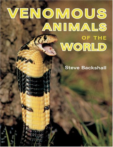 Venomous Animals of the World 9780801888335