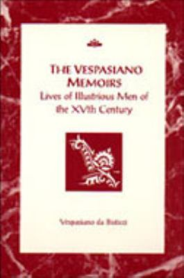 Vespasiano Memoirs 9780802079688