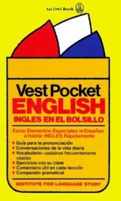 Vest Pocket English 9780805015133