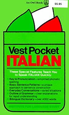 Vest Pocket Italian 9780805015096