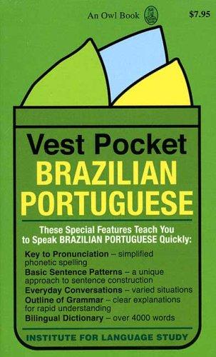 Vestpocket Brazilian-Portuguese 9780805078763