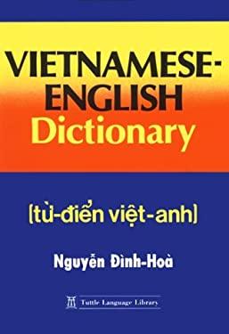 Vietnamese English Dictionary 9780804817127