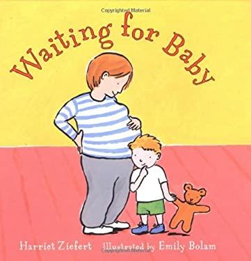 Waiting for Baby [With Nursery Door Hanger]