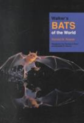 Walker's Bats of the World 9780801849862