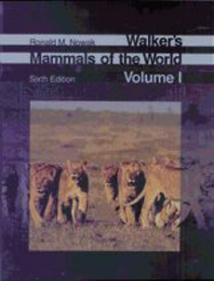 Walker's Mammals of the World 9780801857898