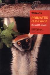 Walker's Primates of the World 3224084