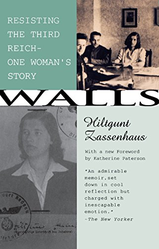 Walls: Resisting the Third Reich?one Woman's Story 9780807063453