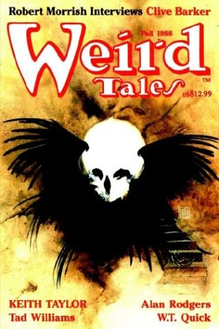 Weird Tales 292 (Fall 1988) 9780809532087