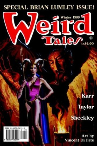 Weird Tales 295 (Winter 1989/1990) 9780809532117