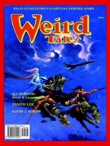 Weird Tales 313-16 (Summer 1998-Summer 1999) 9780809532247