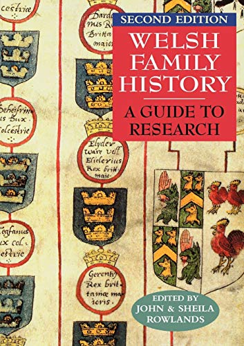 Welsh Family History: A Guide to Research. Second Edition 9780806316208